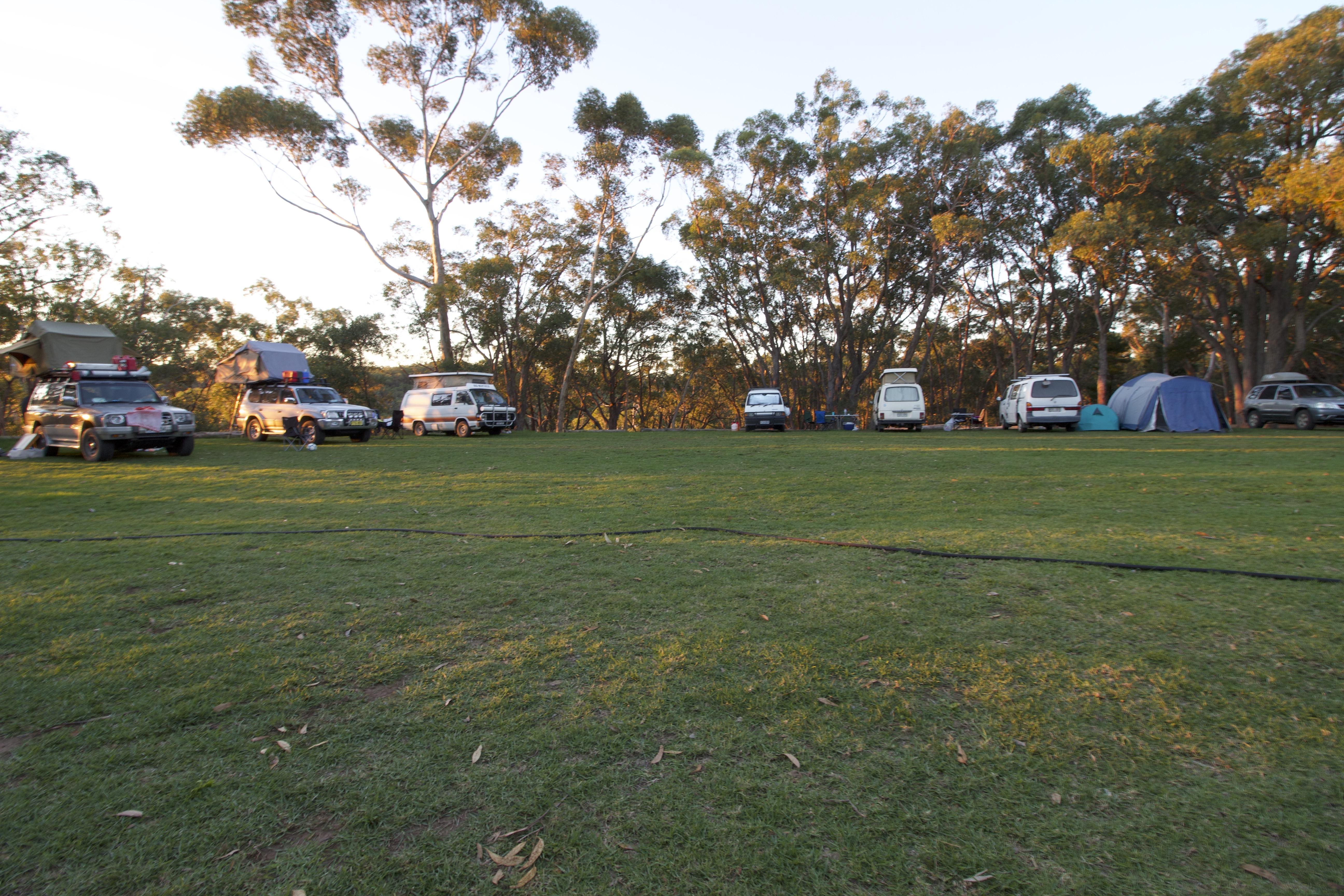 road trip south australia à Purnong