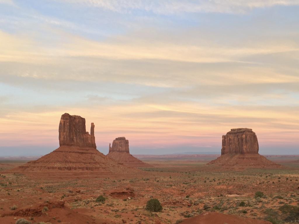 désert ouest américain