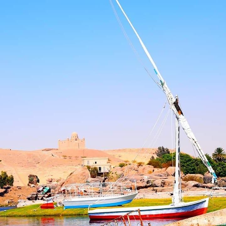 bateaux egypte