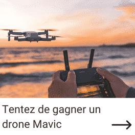 concours drone mavic