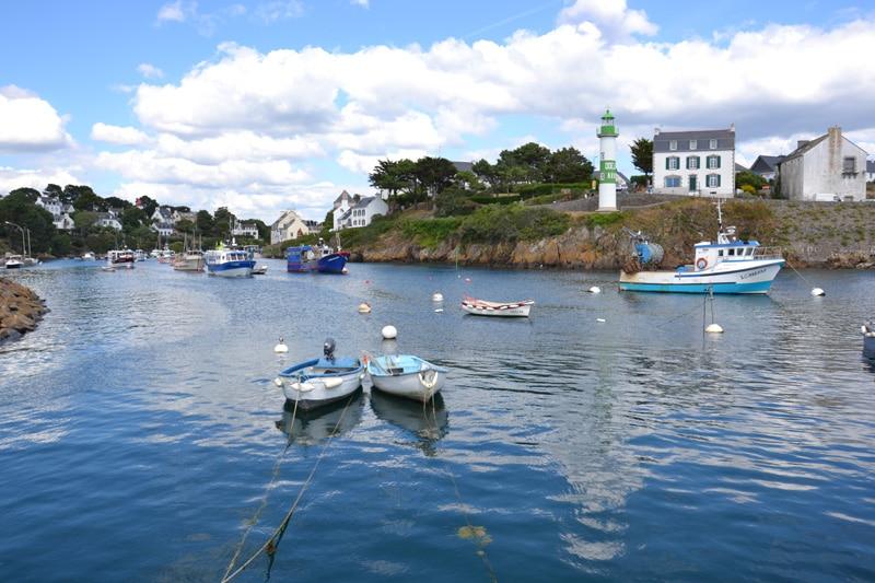 Le-port-de-Doelan-en-Bretagne-sud