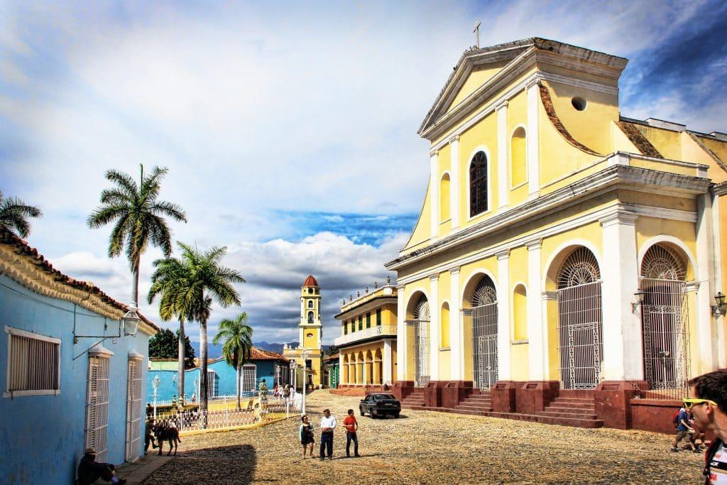 Trinidad à Cuba