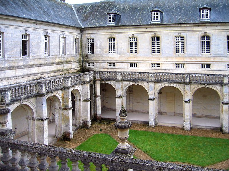 abbaye le bec hellouin