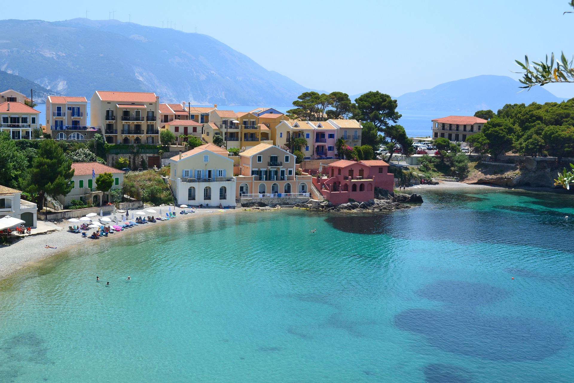 Cephalonie Grèce