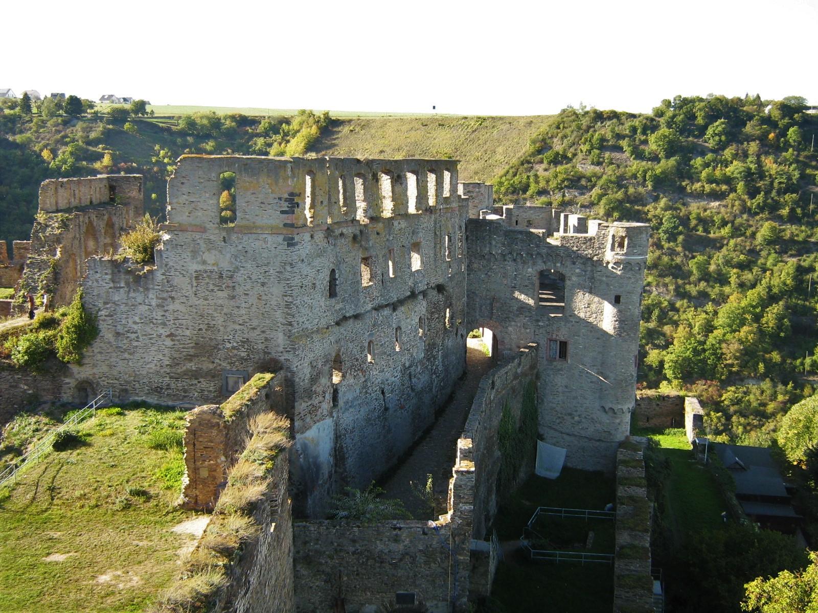 chateau de rheinfels