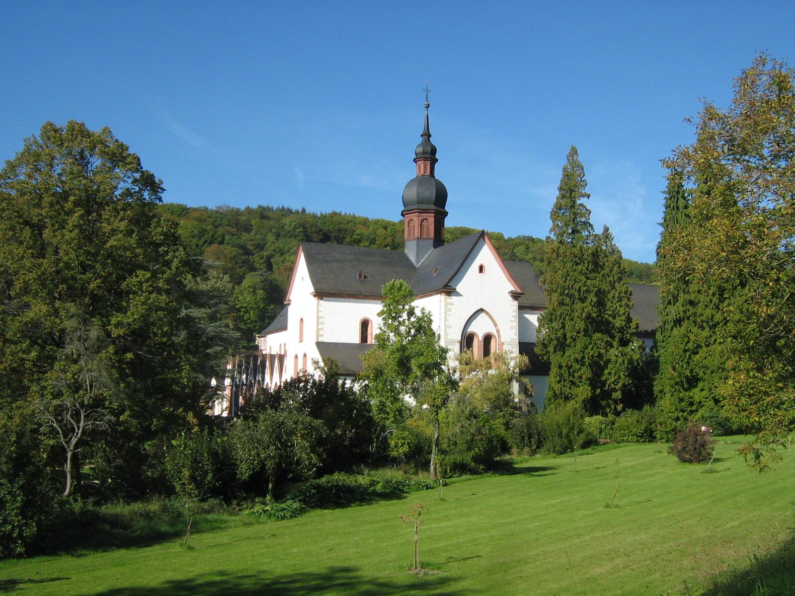 monastère d'eberbach