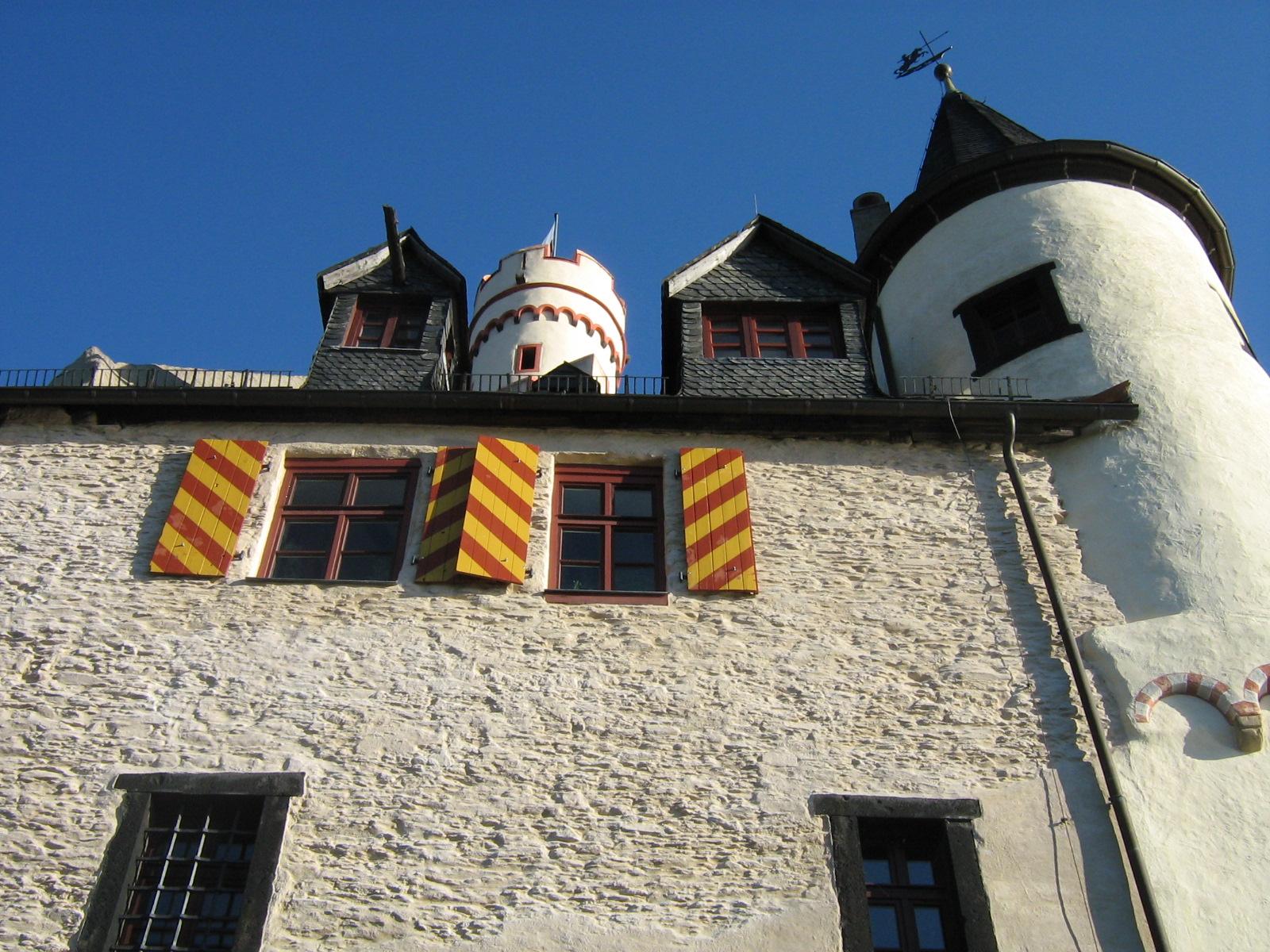 chateau de marksburg