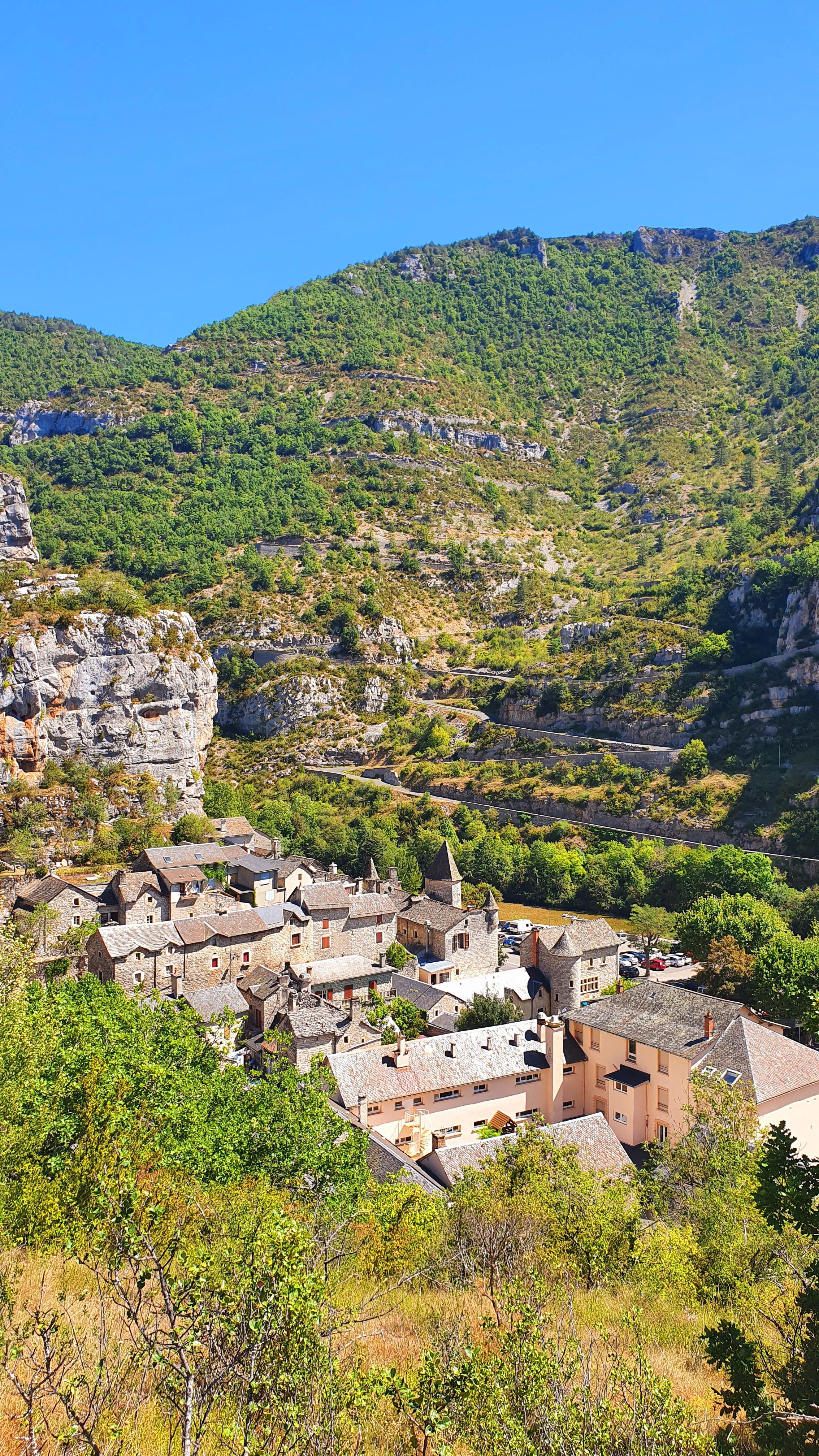 village de la malene