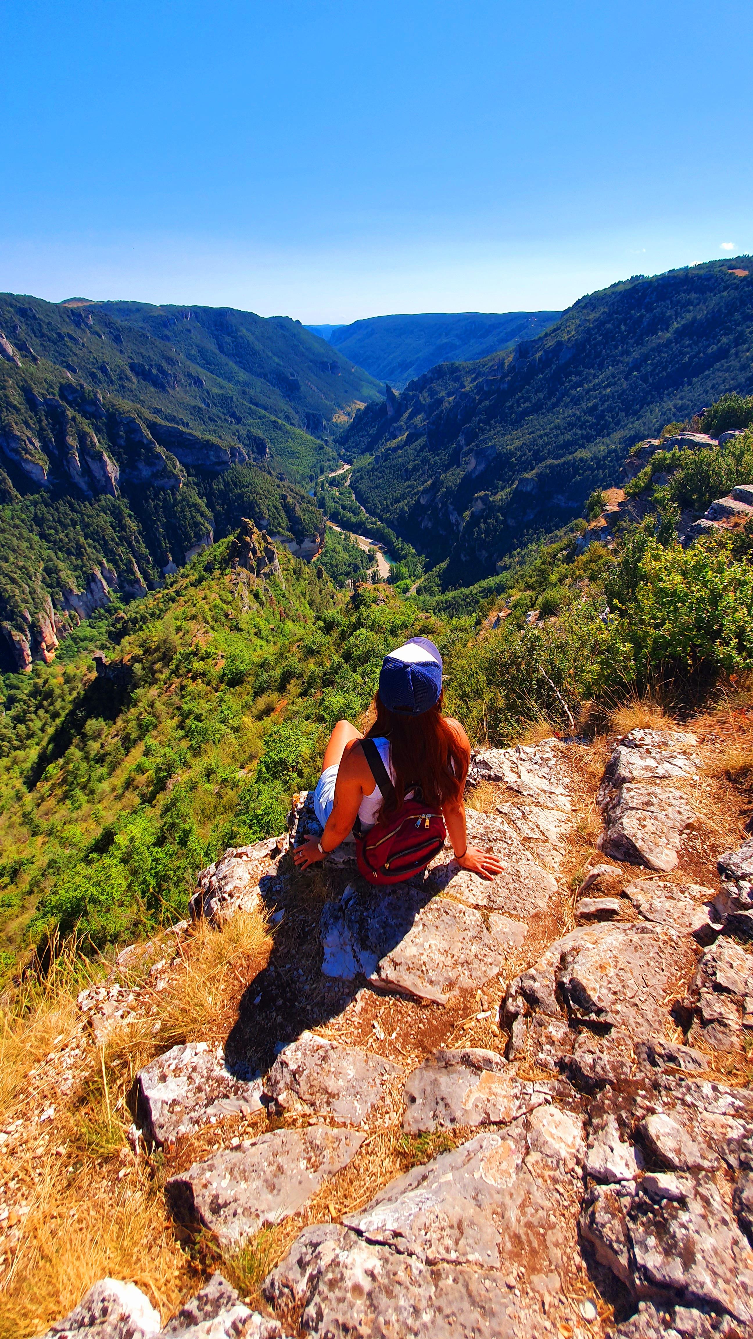 gorges du Tarn en Lozere