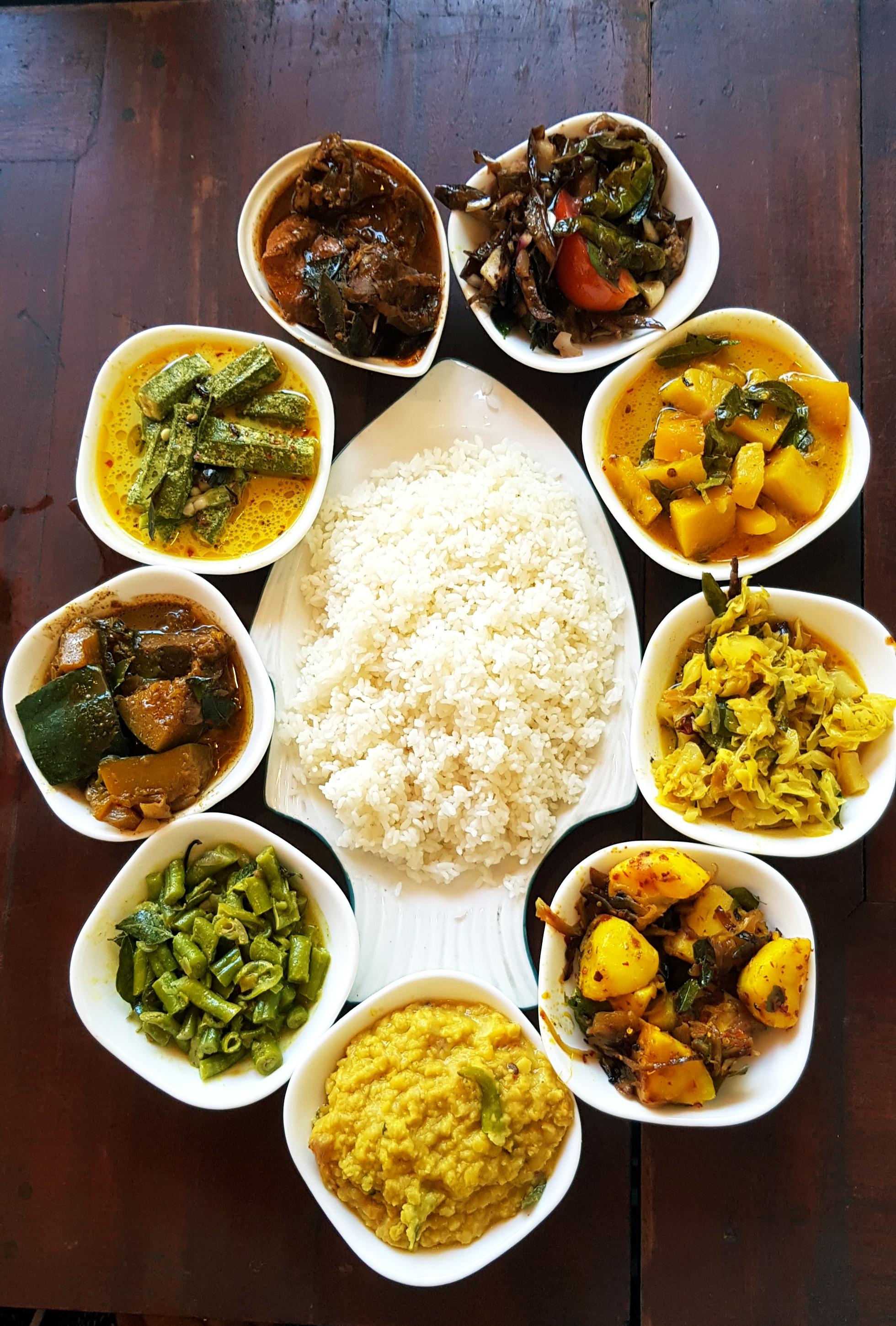 Sri lanka restaurant