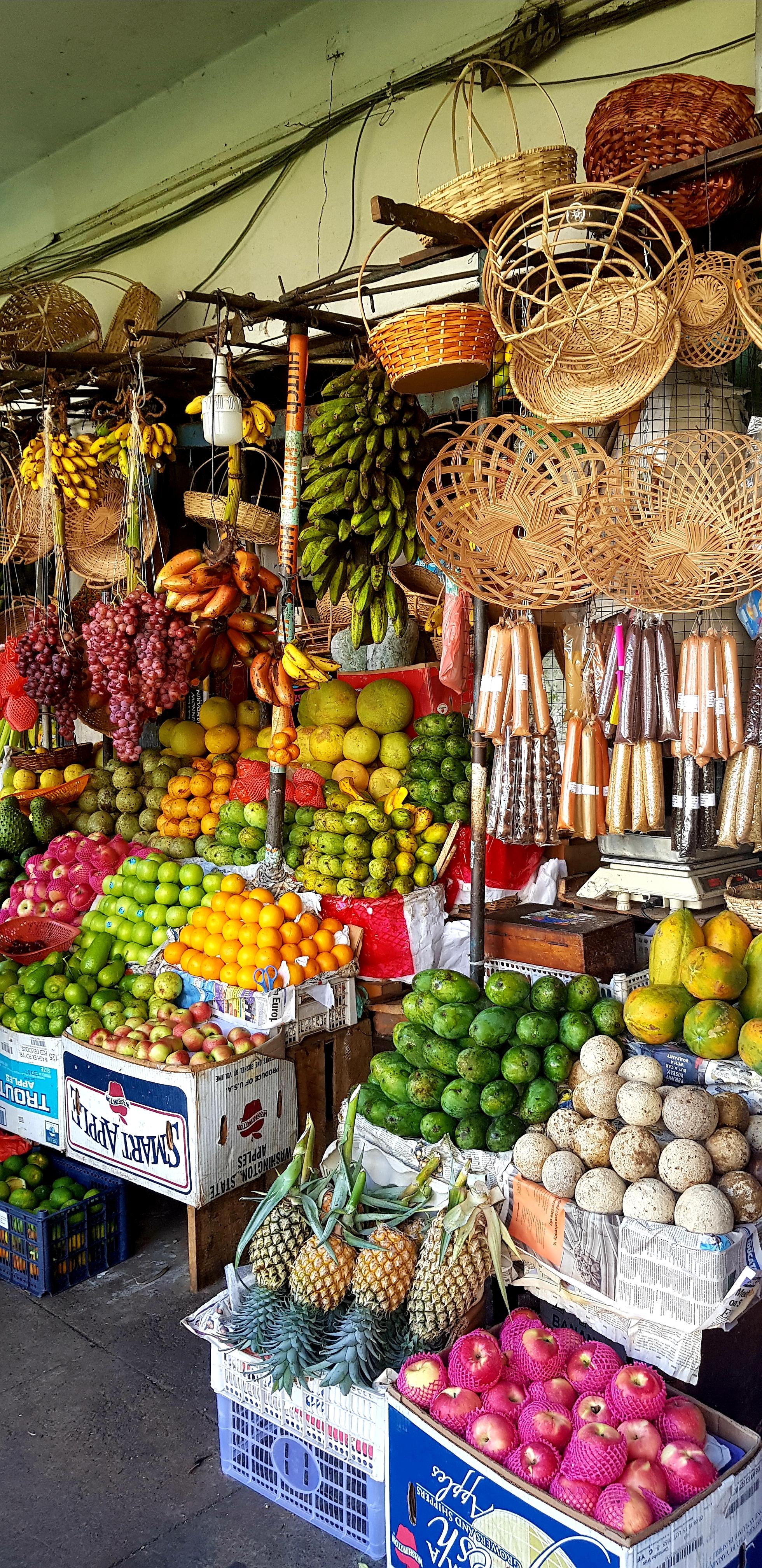 kandy marché sri lanka