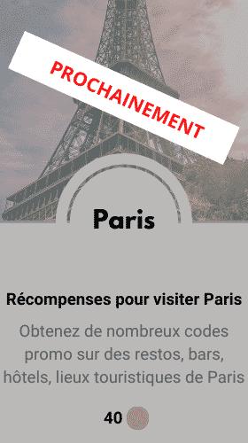 bon plan paris code promo