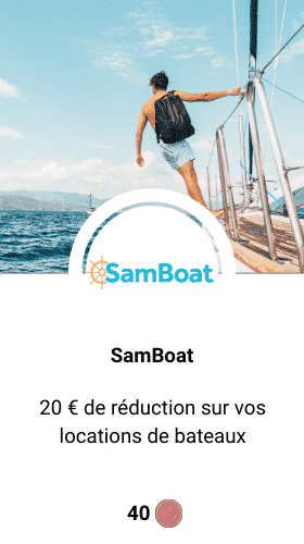 code promo samboat