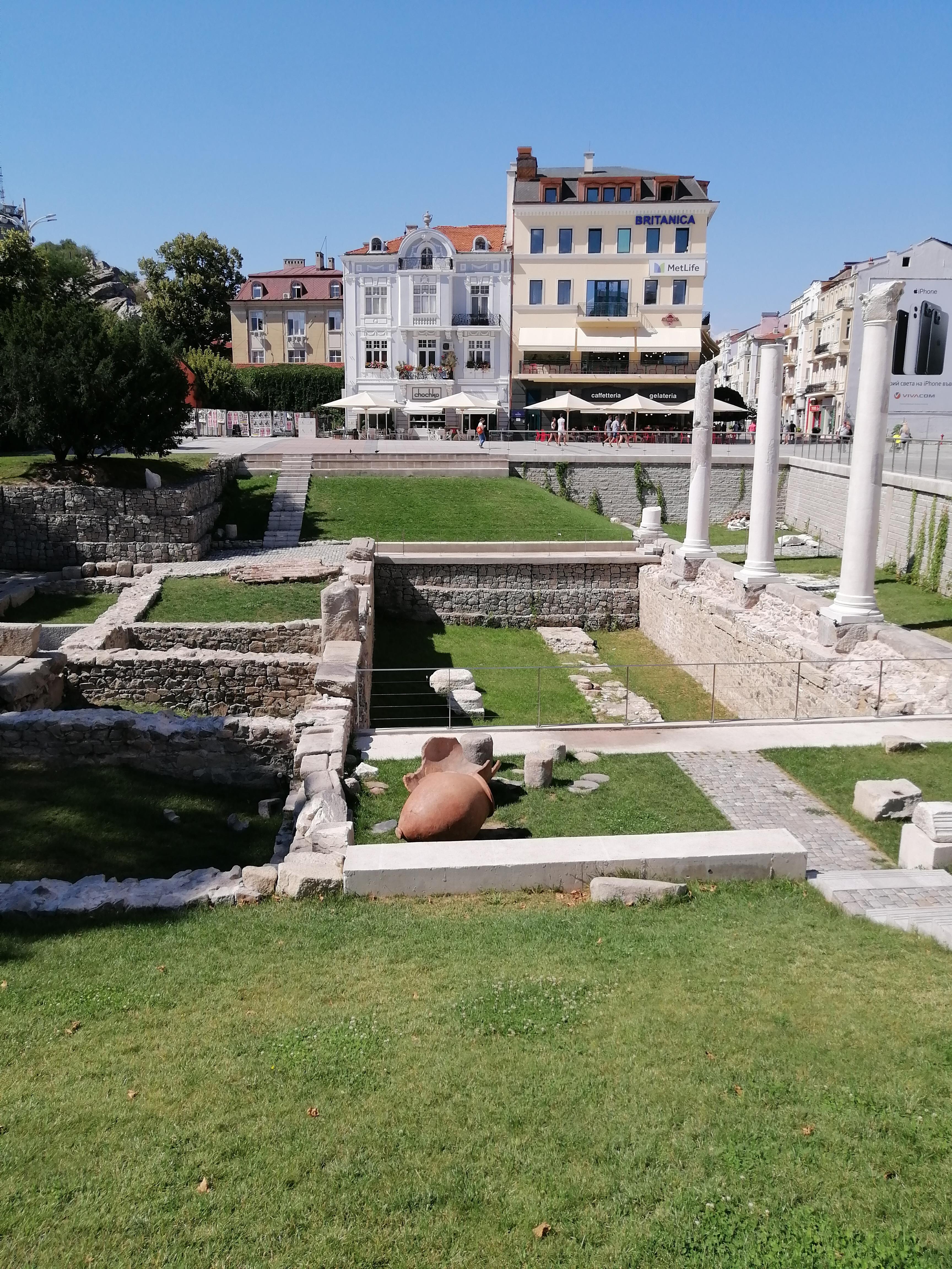 monument plovdiv