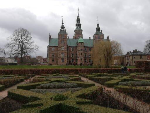 chateau de rosenborg