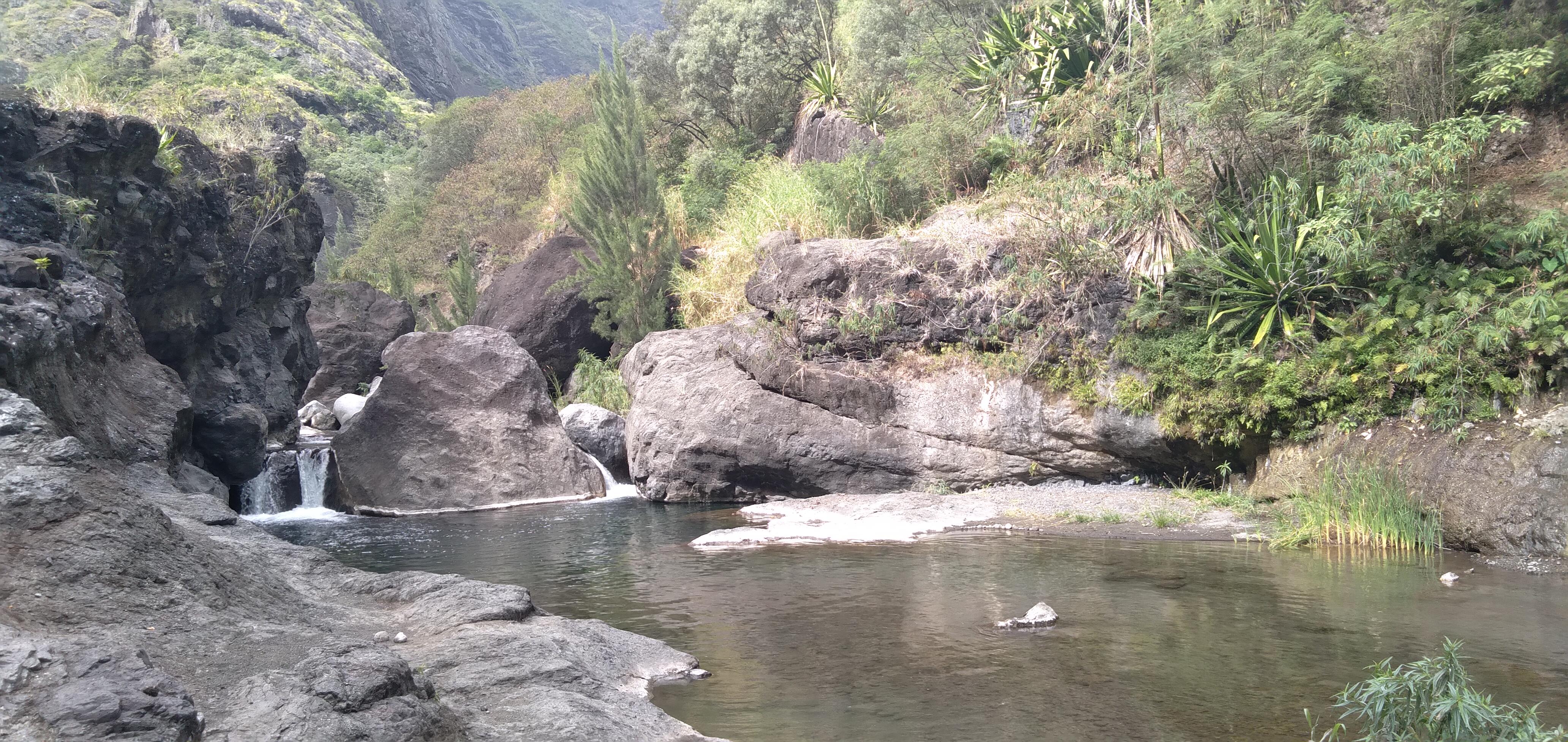 cascade mafate