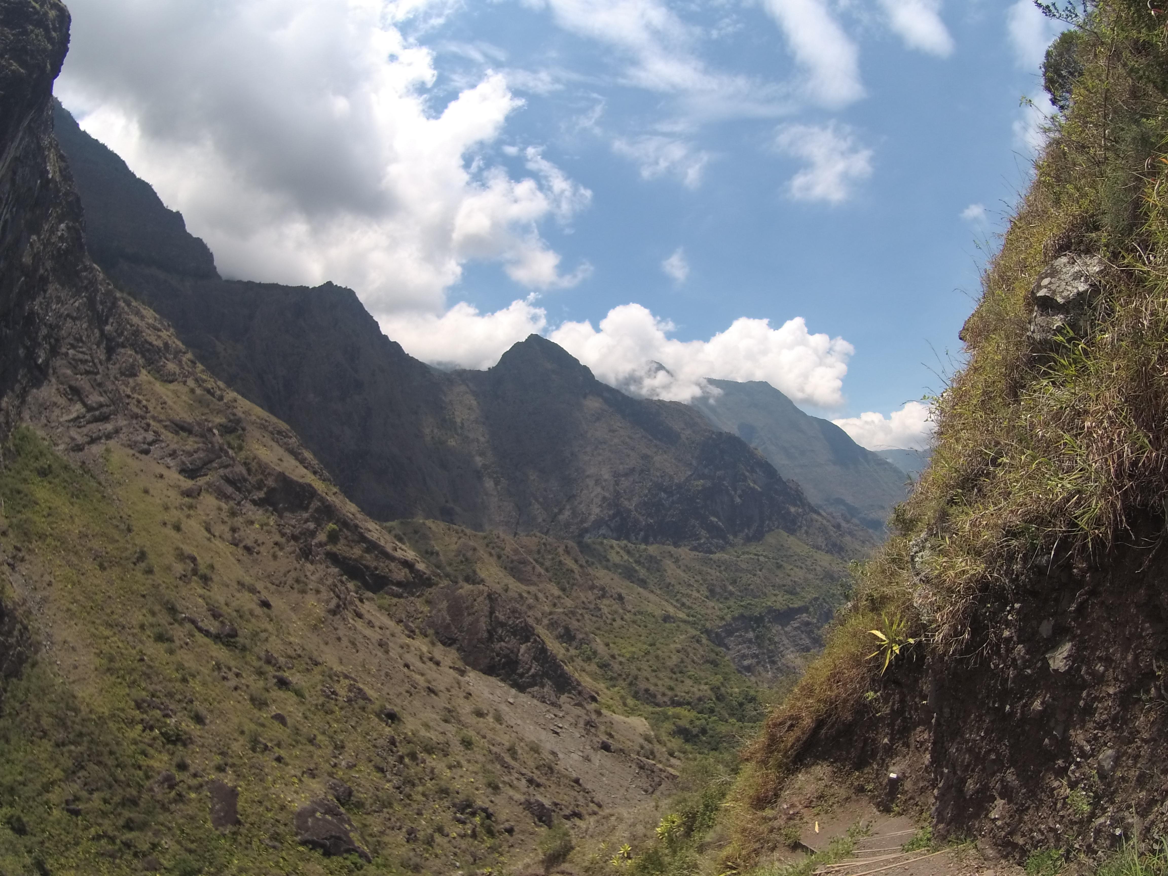 vallée de mafate