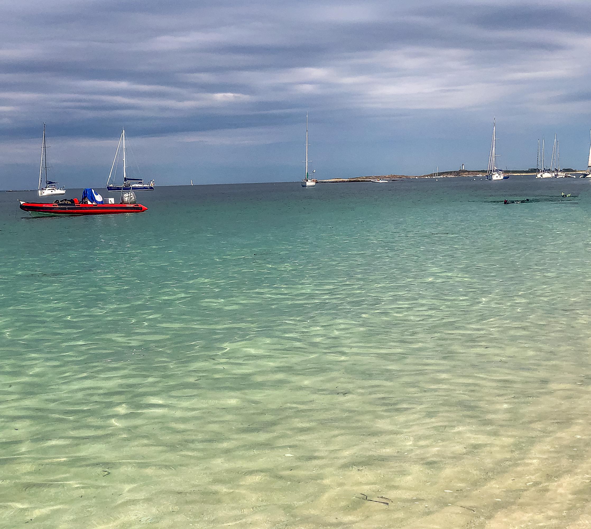 Concarneau et archipel des Glénan