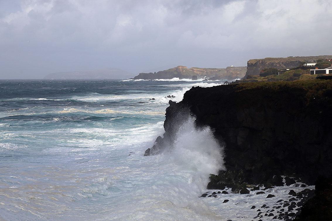tour de l'île sao miguel aux açores