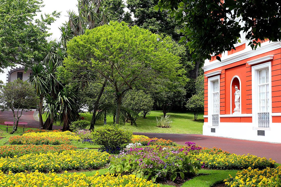 jardins sao miguel