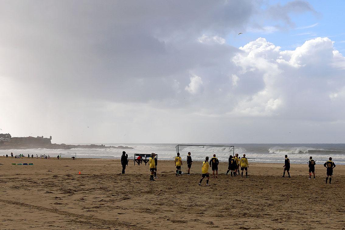 foot plage matosinhos