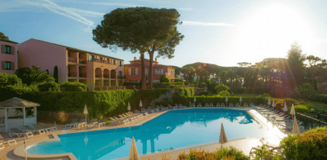 Miléade les jardins de Sainte Maxime