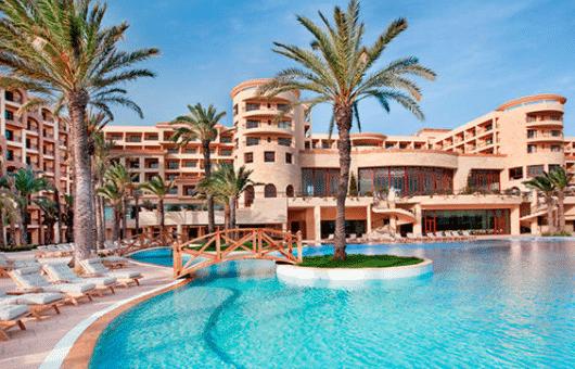 Movenpick resort and marine spa Sousse en Tunisie avec Thalasseo