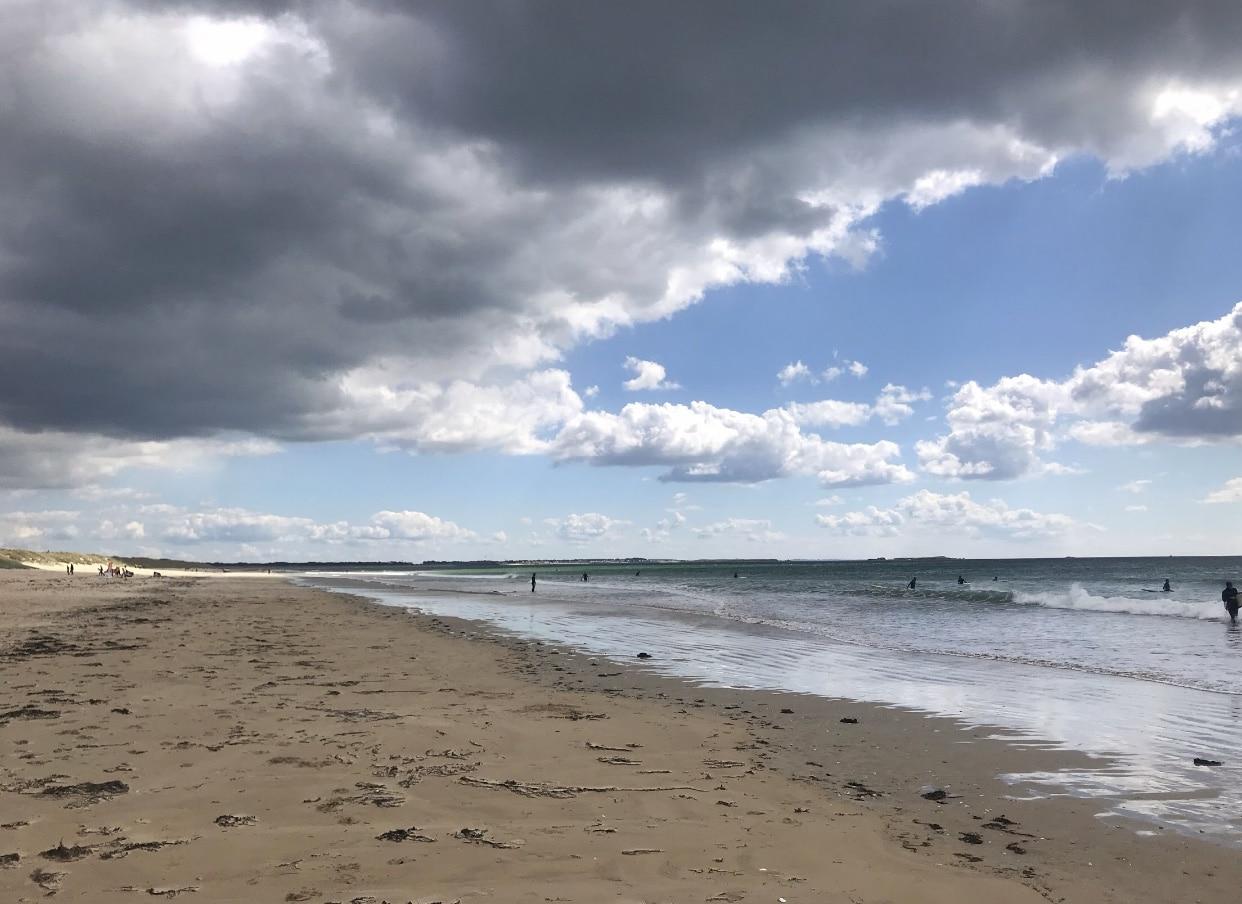 plage de plouharnel
