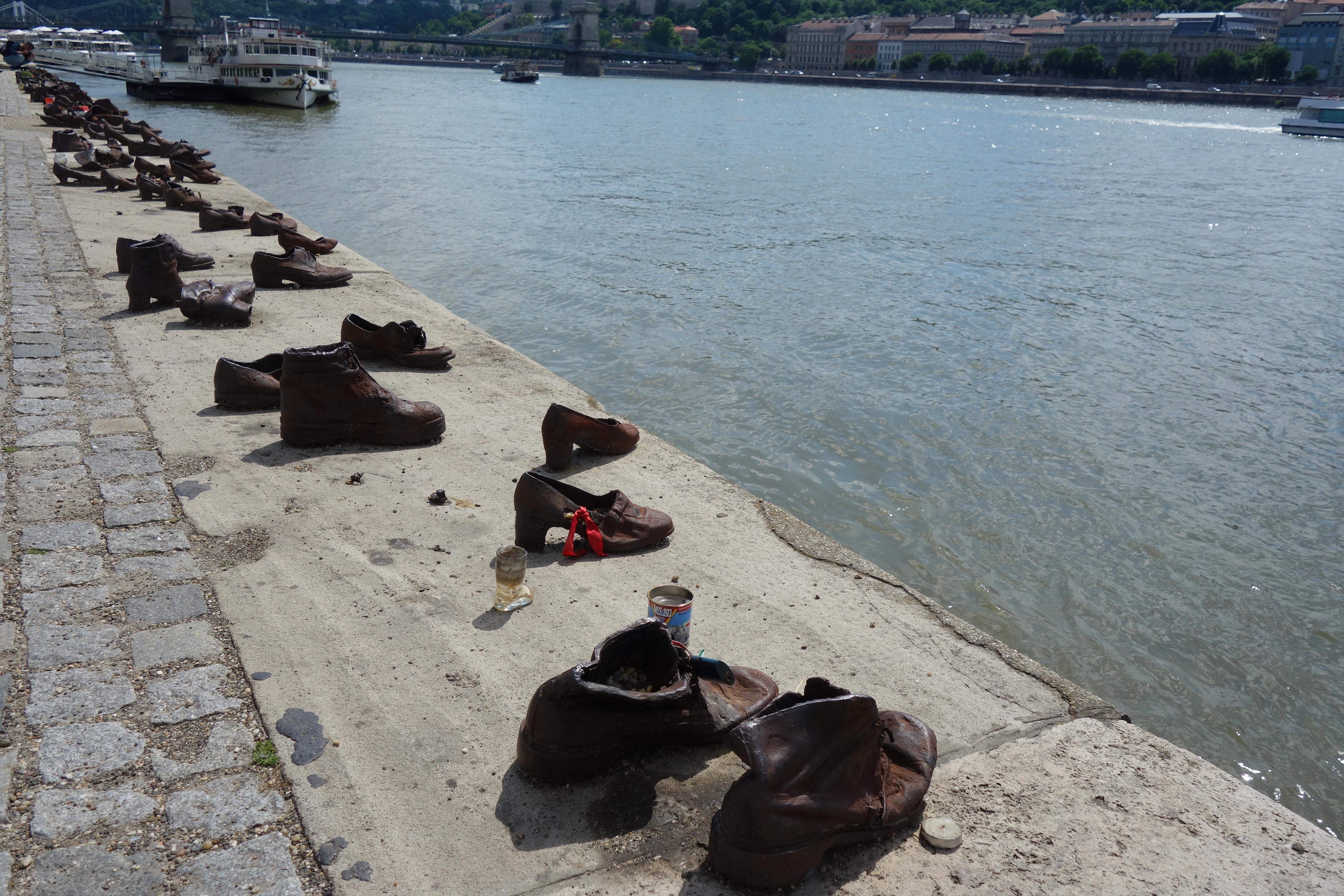 chaussures quai budapest