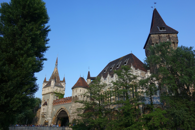 faire le château de budapest