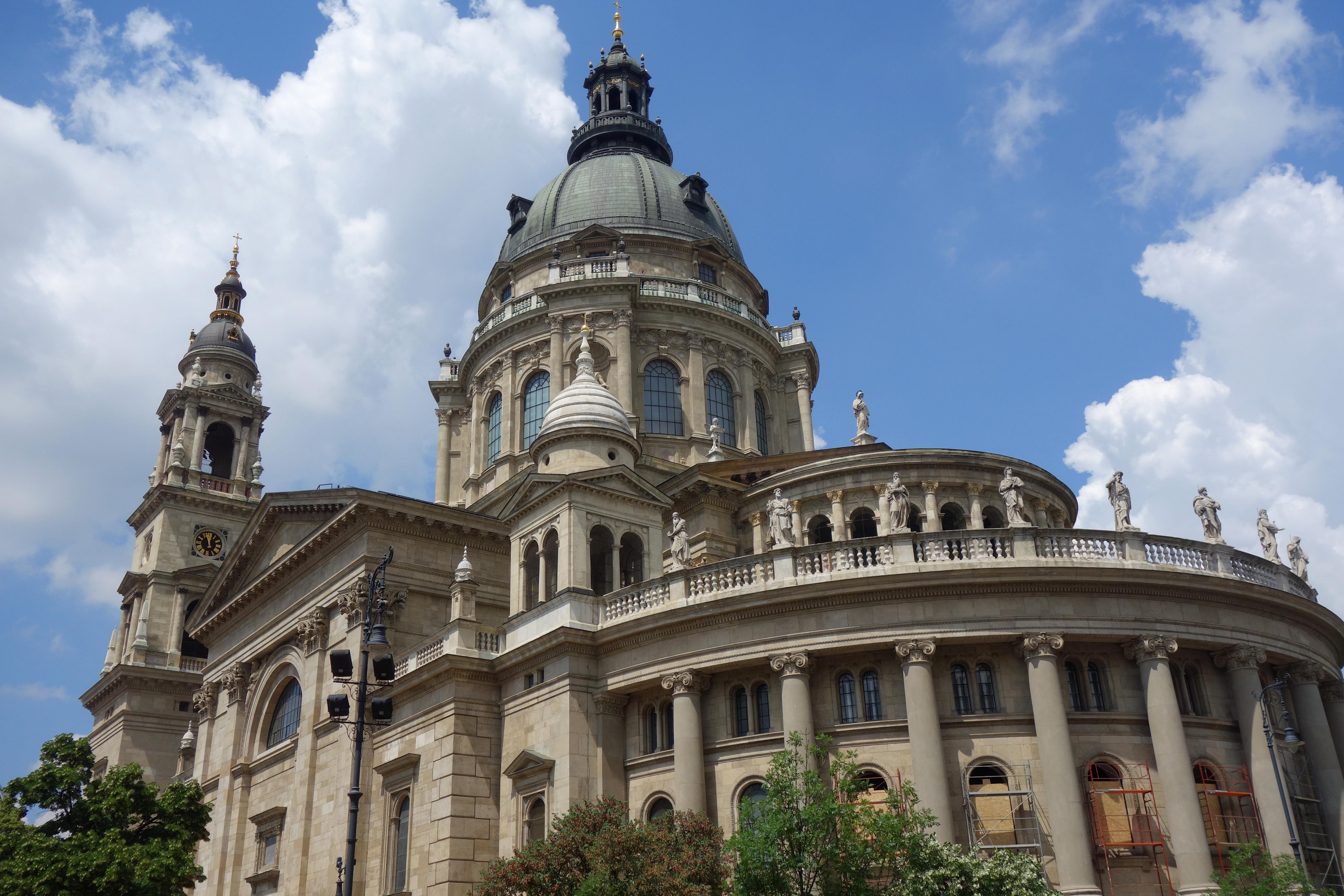 visiter la basilique saint etienne budapest