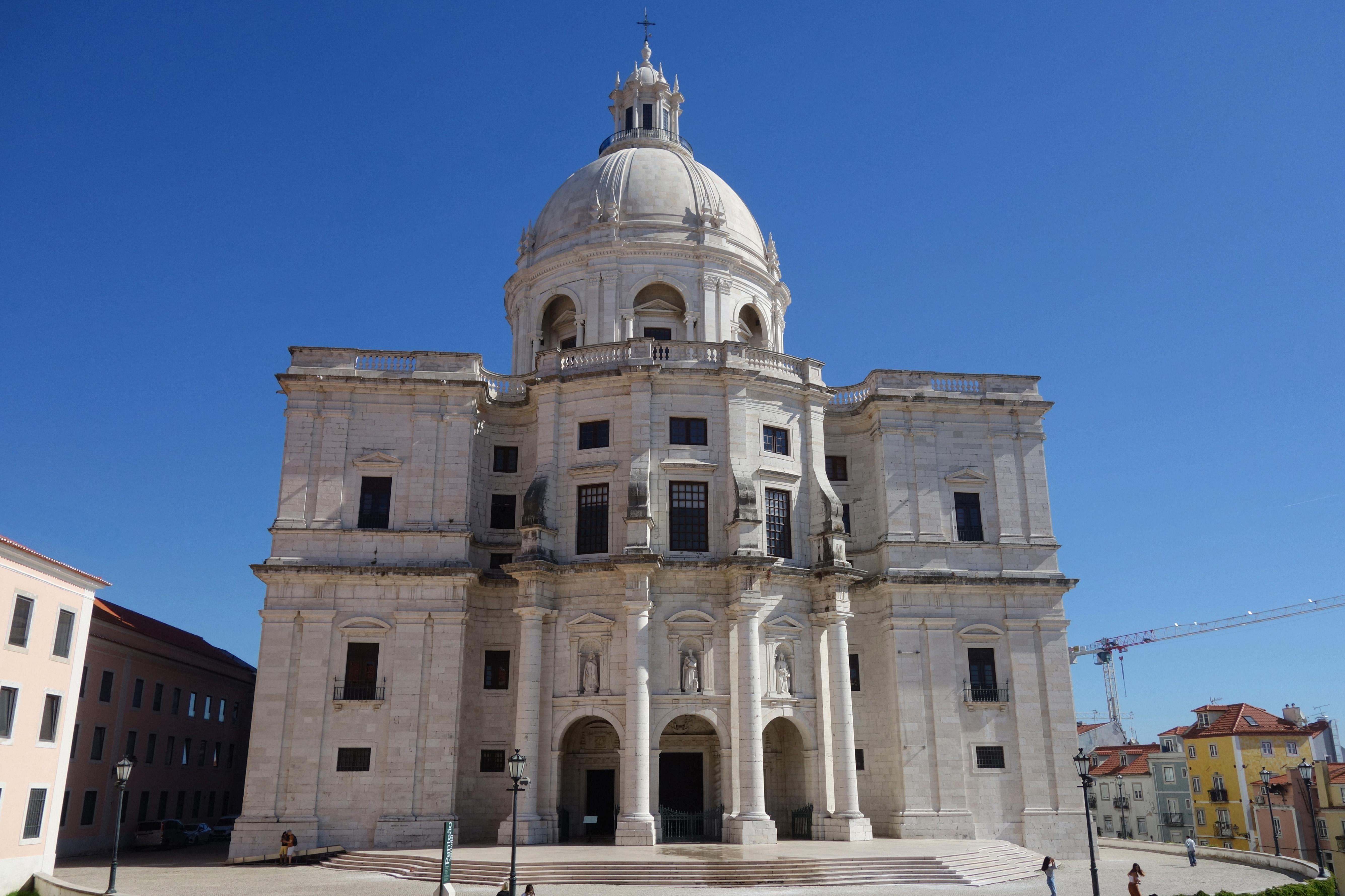 visiter Panthéon national lisbonne