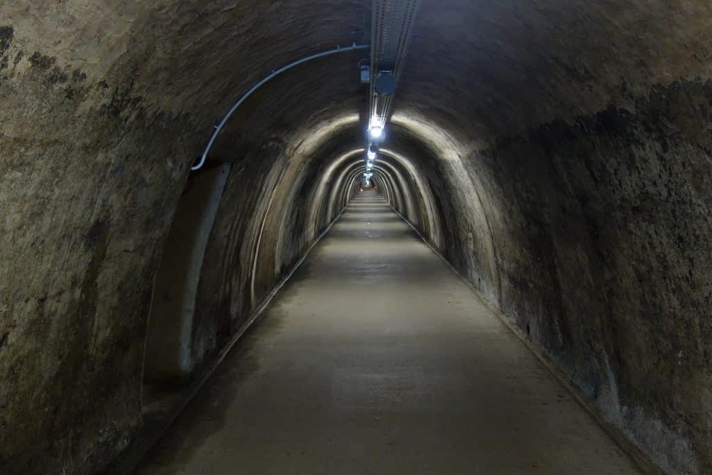 visiter Le Tunnel Gric à zagreb