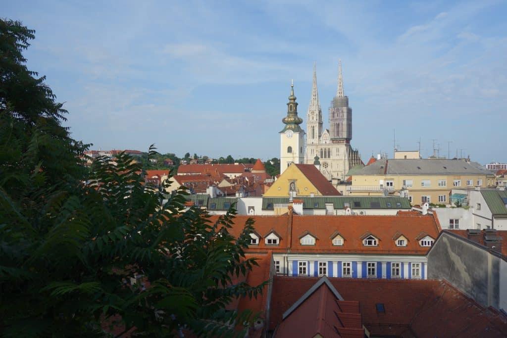 Visiter la Cathédrale de Zagreb