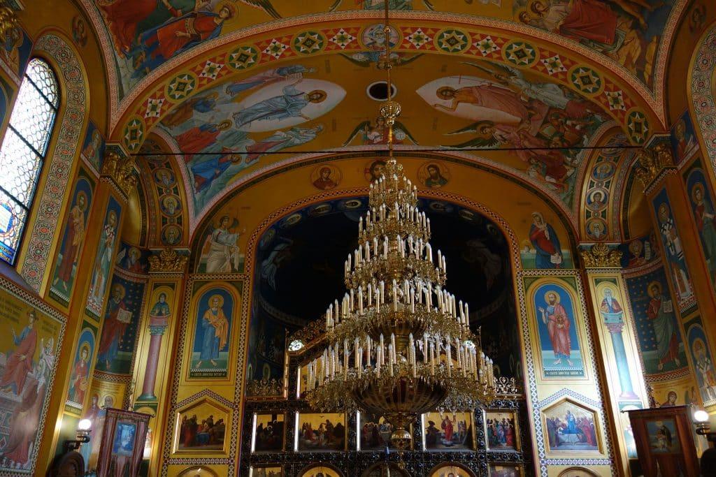 La Cathédrale de la Sainte-Transfiguration