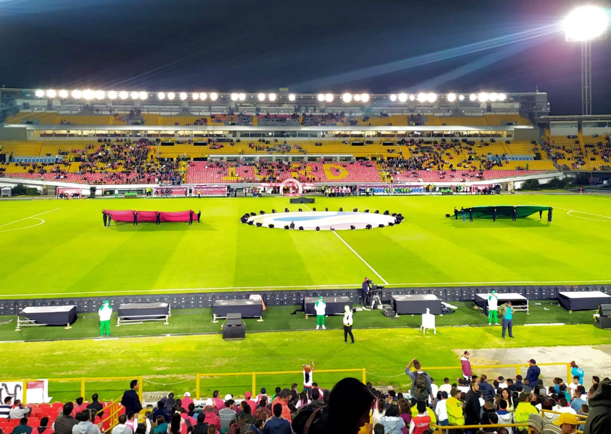 Stade Nemesio Camacho El Campín