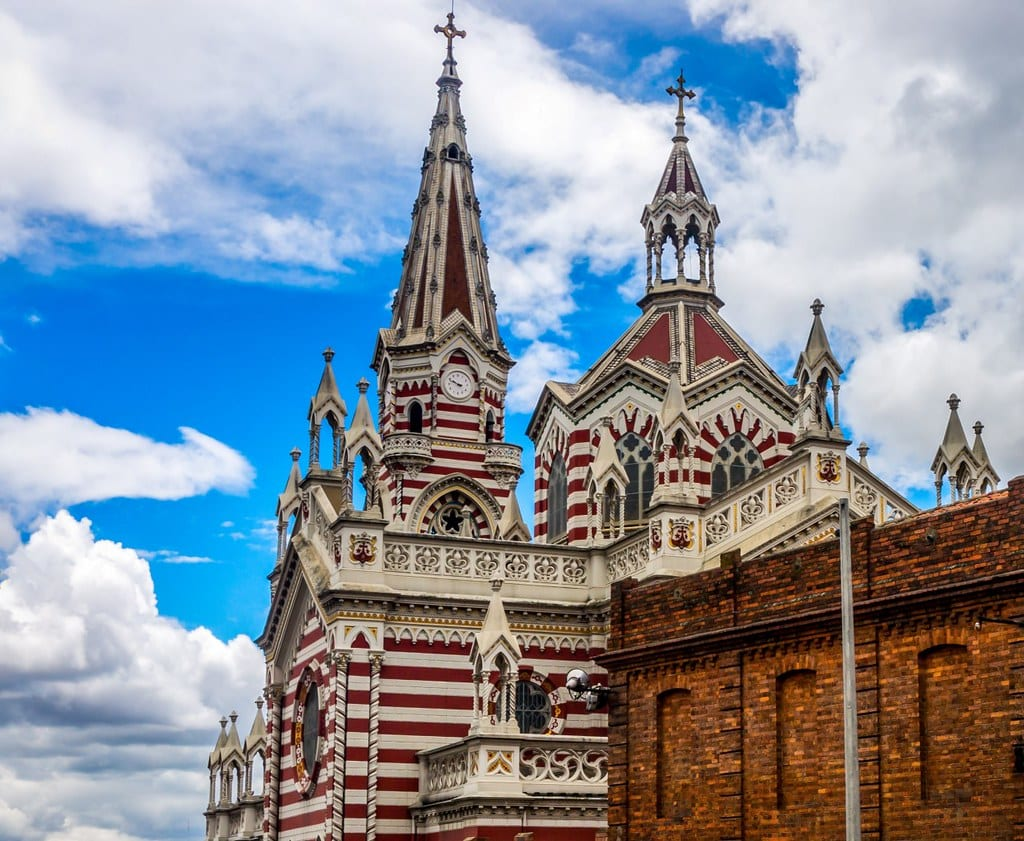 Le Sanctuaire Notre-Dame de Carmen