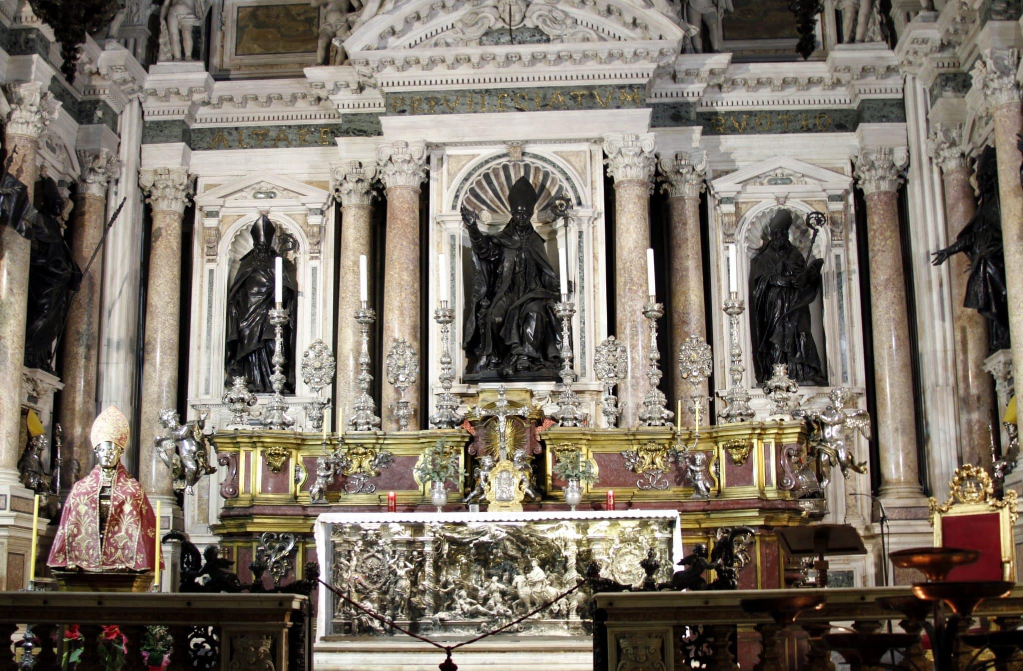 Cathédrale san gennaro