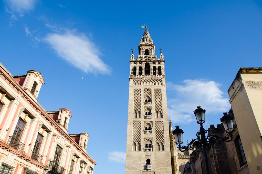 Giralda à Séville
