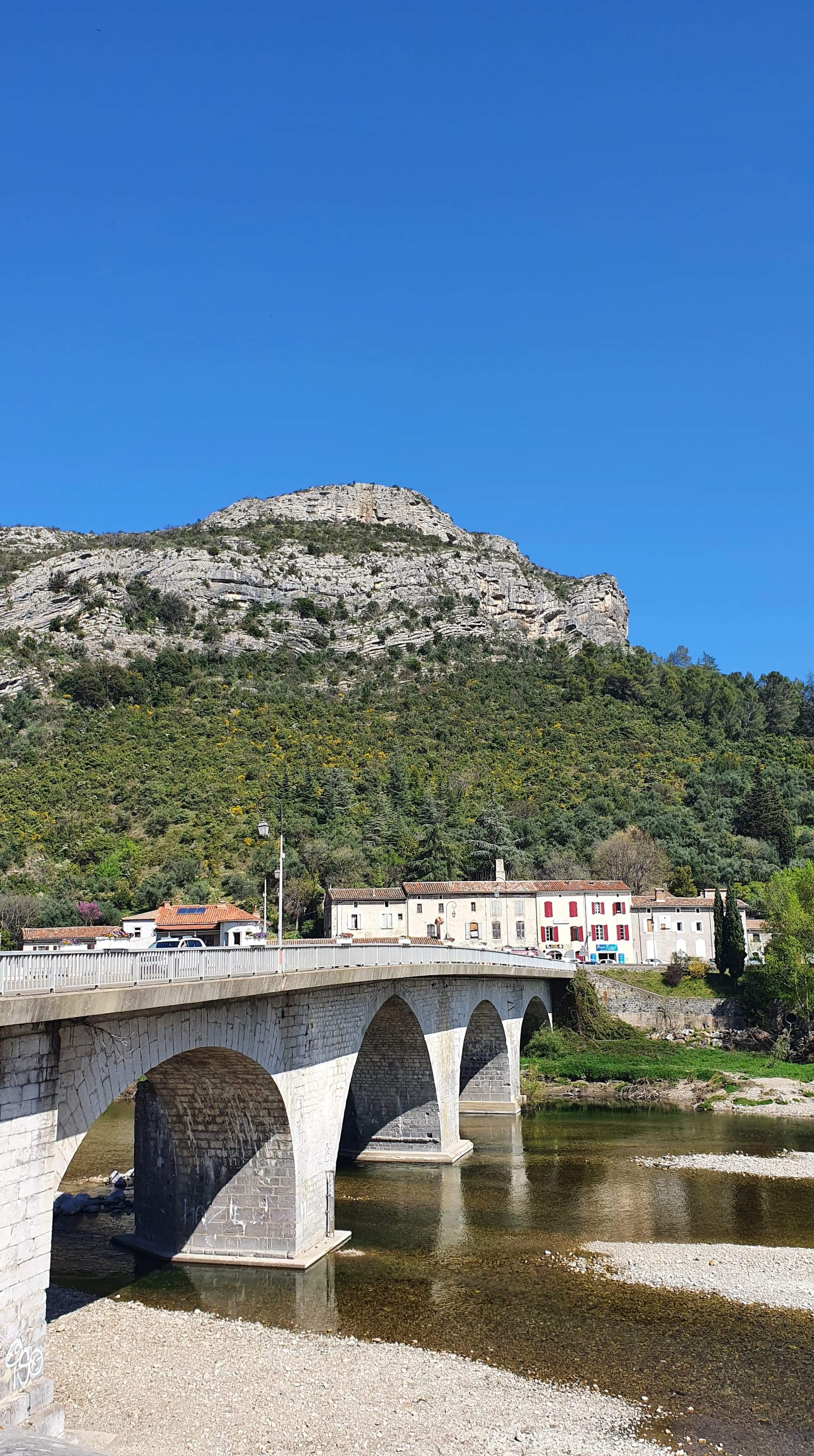 le pont d'anduze