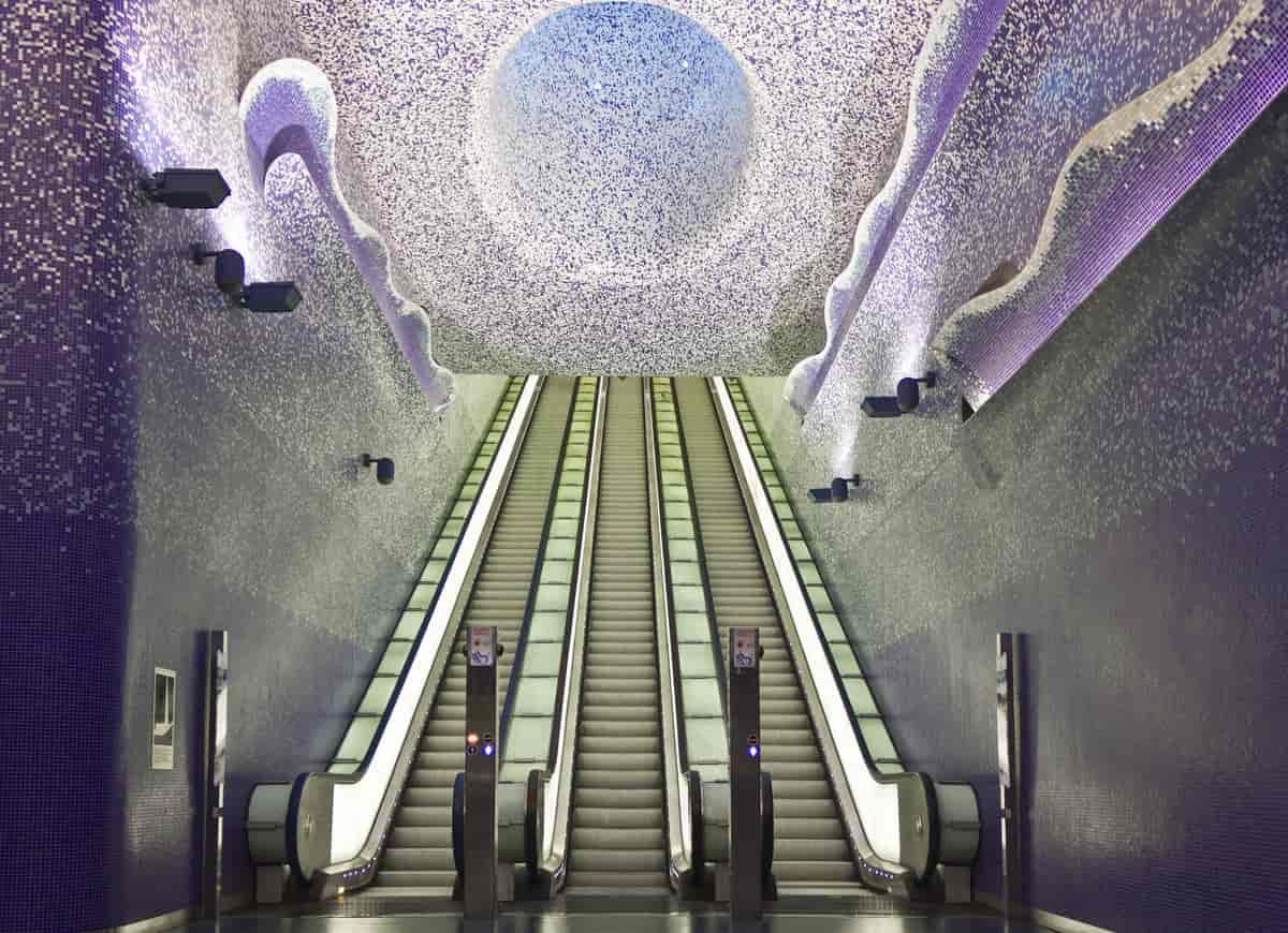 Station metro Toledo