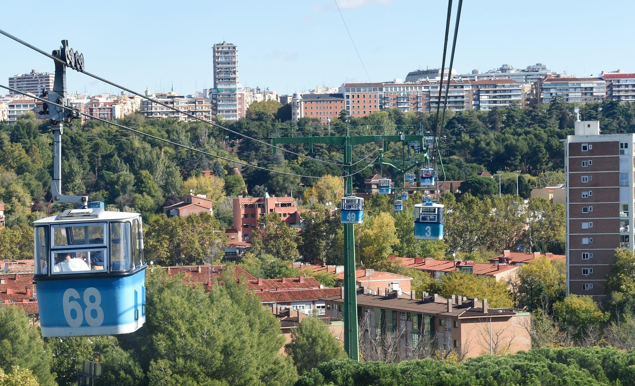 Teleférico_de_Madrid visiter