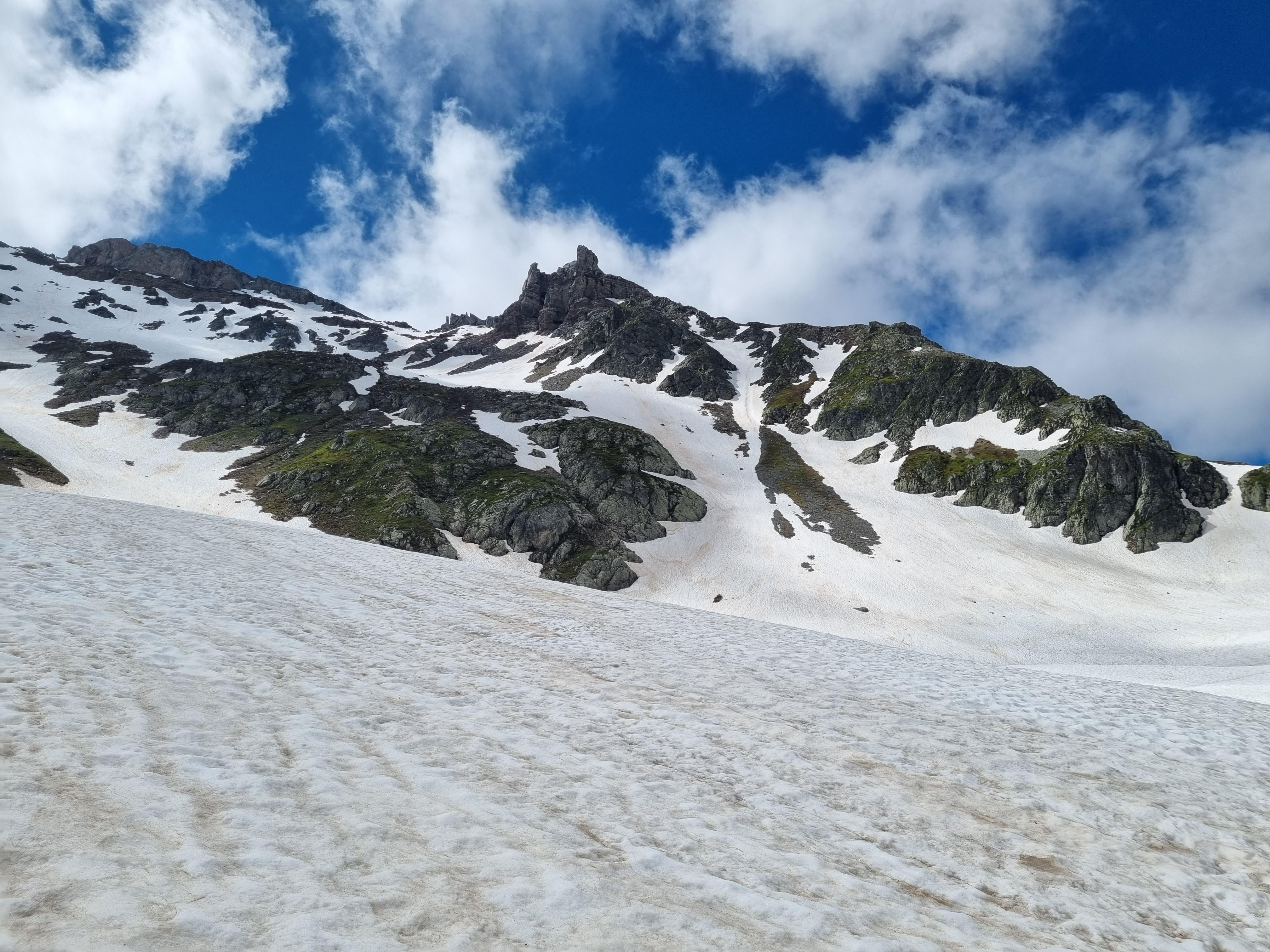 glacier les chapieux