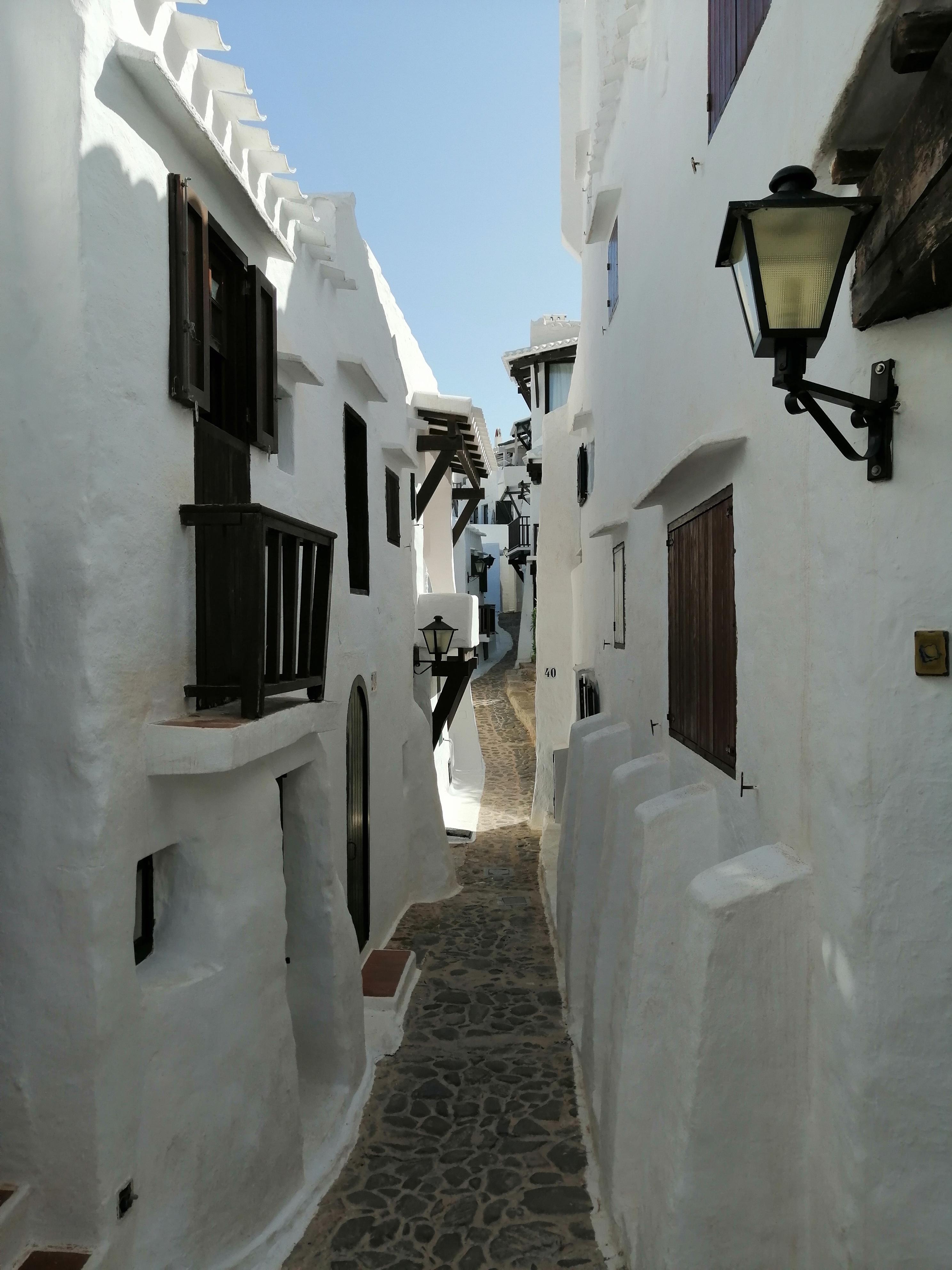 village blanc Binibeca