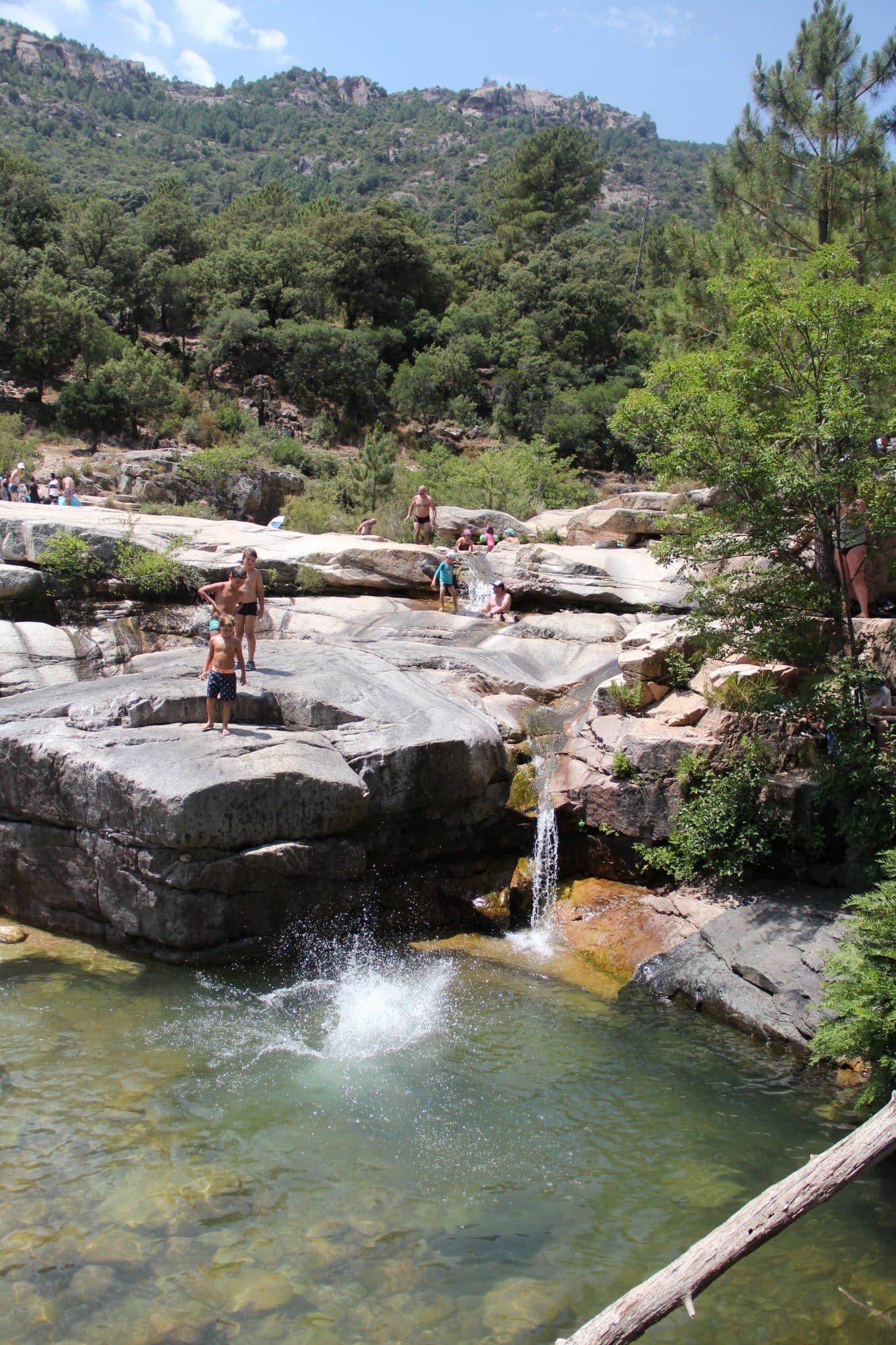piscines naturelles du cavu