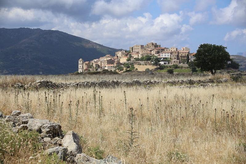 Visiter Sant'Antonino en Corse