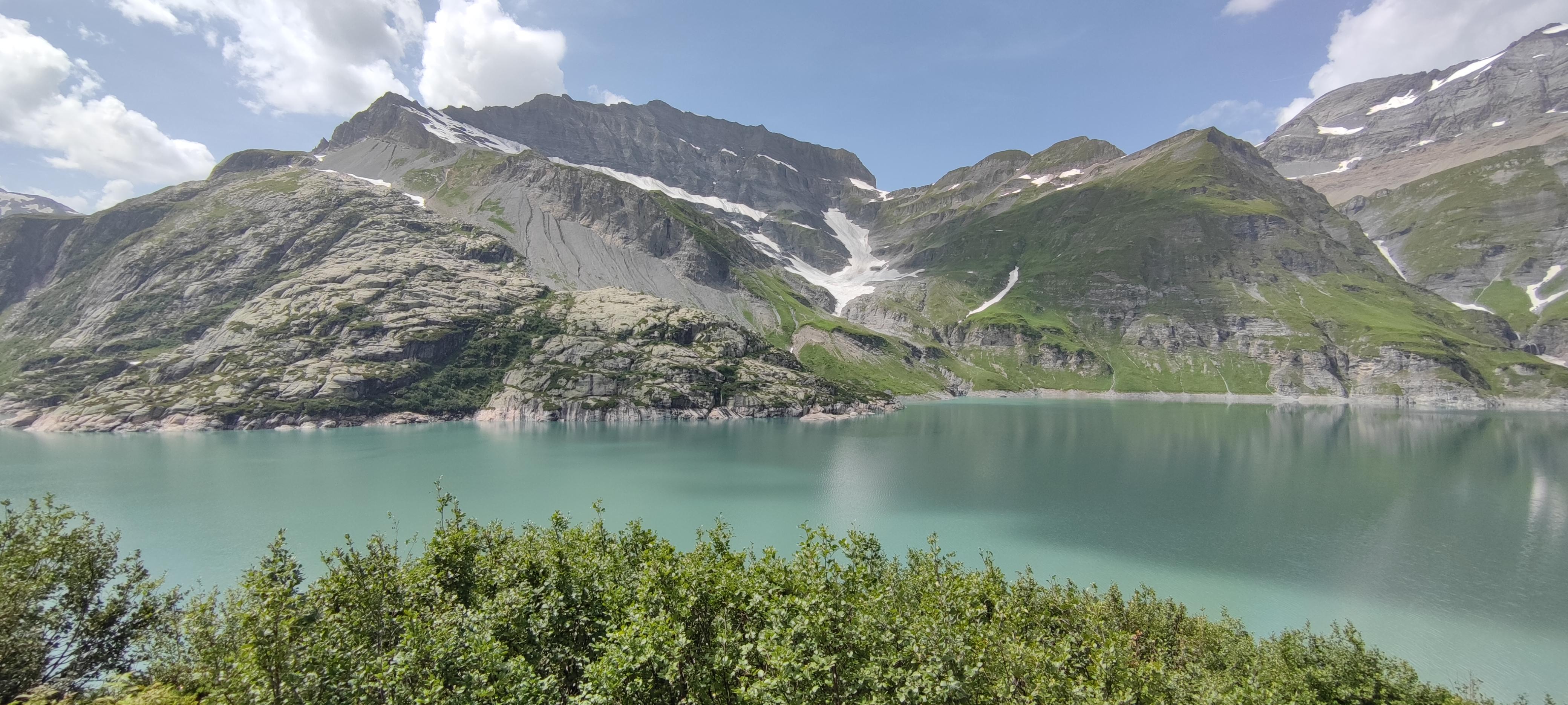 lac d'émosson