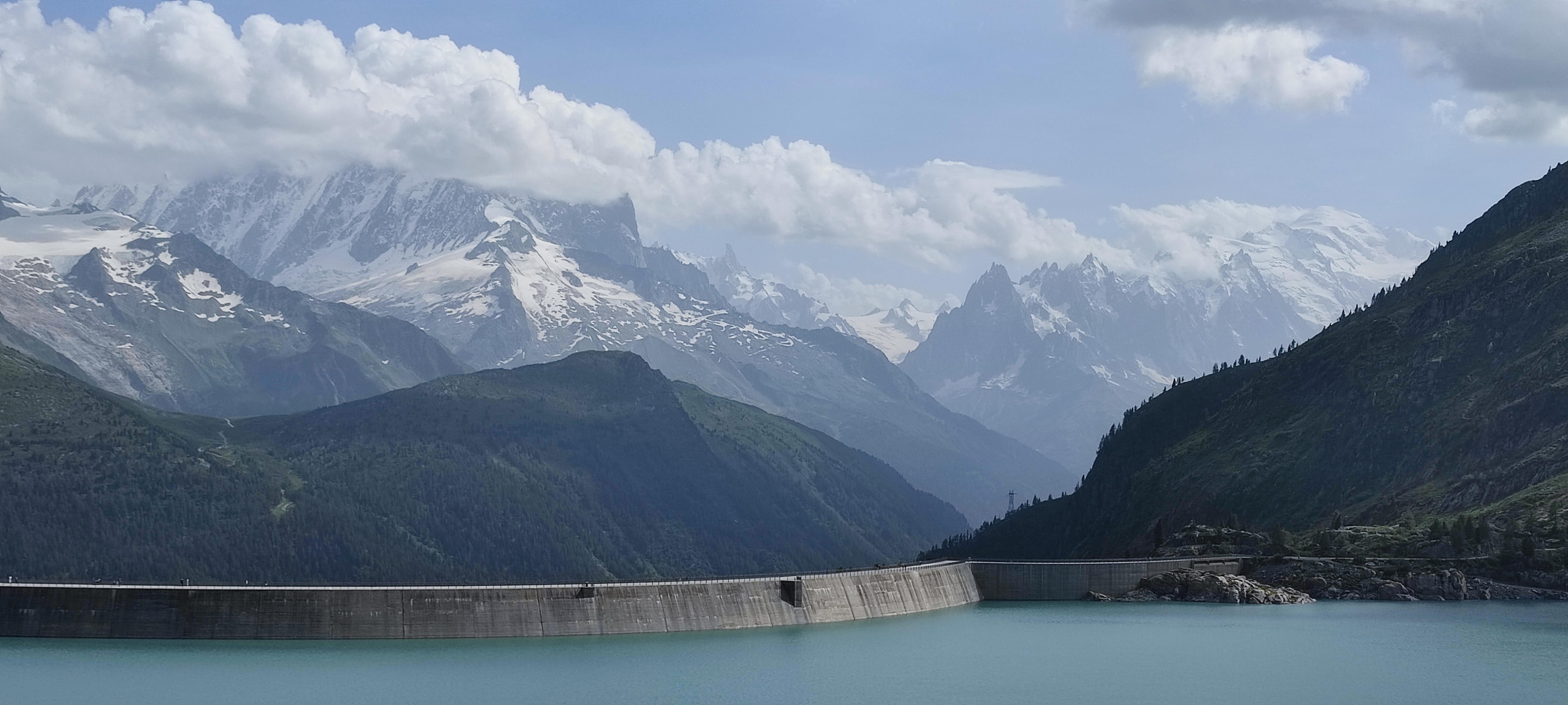 barrage d'émosson