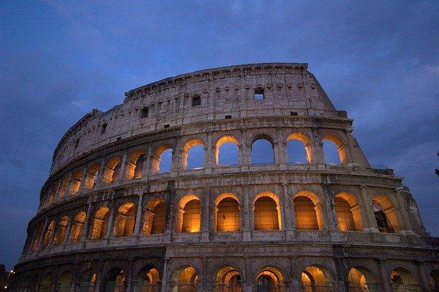 colysée de rome visiter
