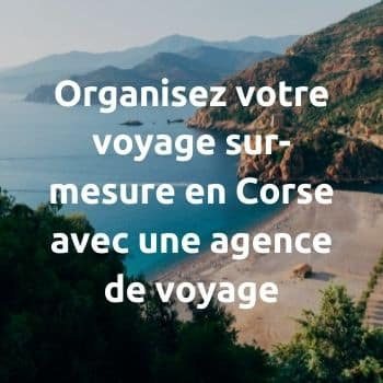 Agence de voyage en Corse